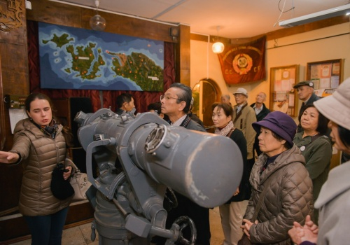 Japan - Vladivostok. Сharter. October 2017