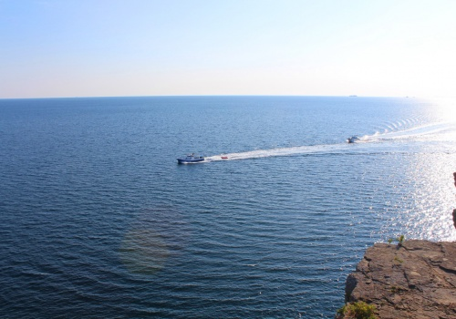 russkiy island