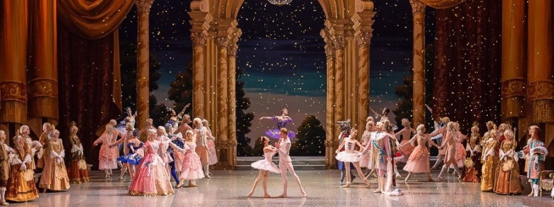 The Primorsky Stage of the Mariinsky Theatre
