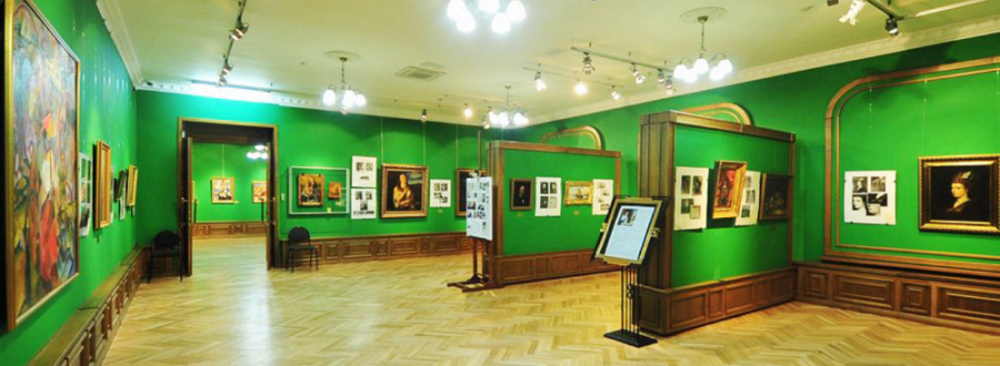 the Primorsky State Art gallery